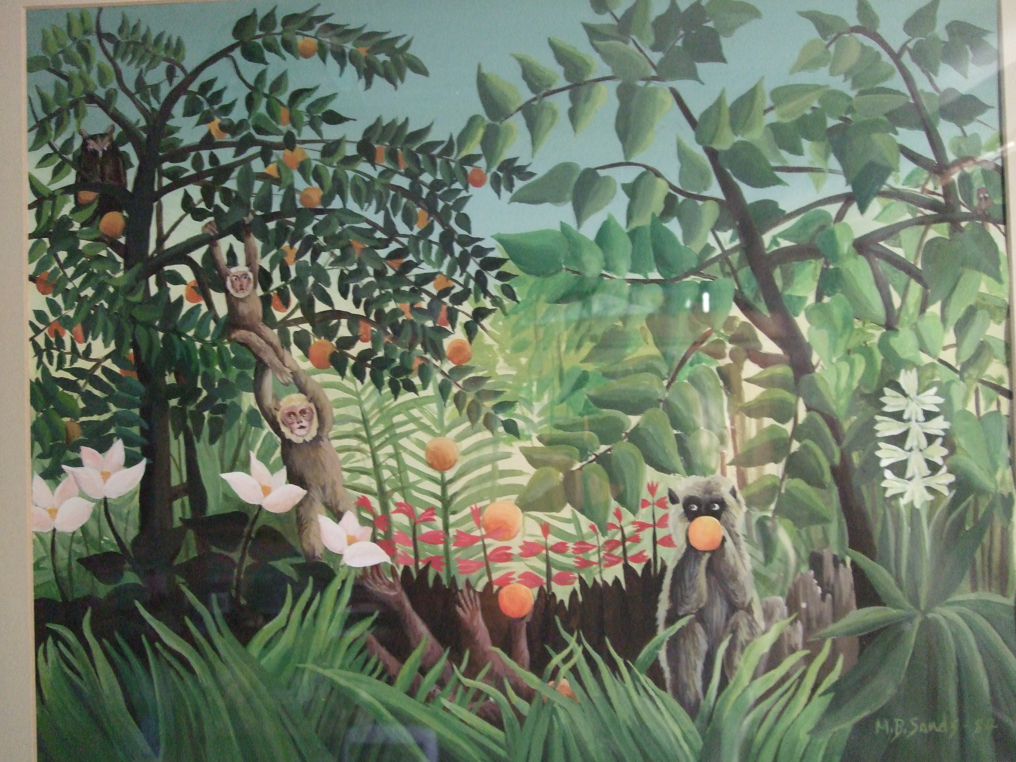 henri rousseau Henri rousseau was a french painter whose art became famous after his death here are 10 facts about the creator of the dream and father of naïve art.